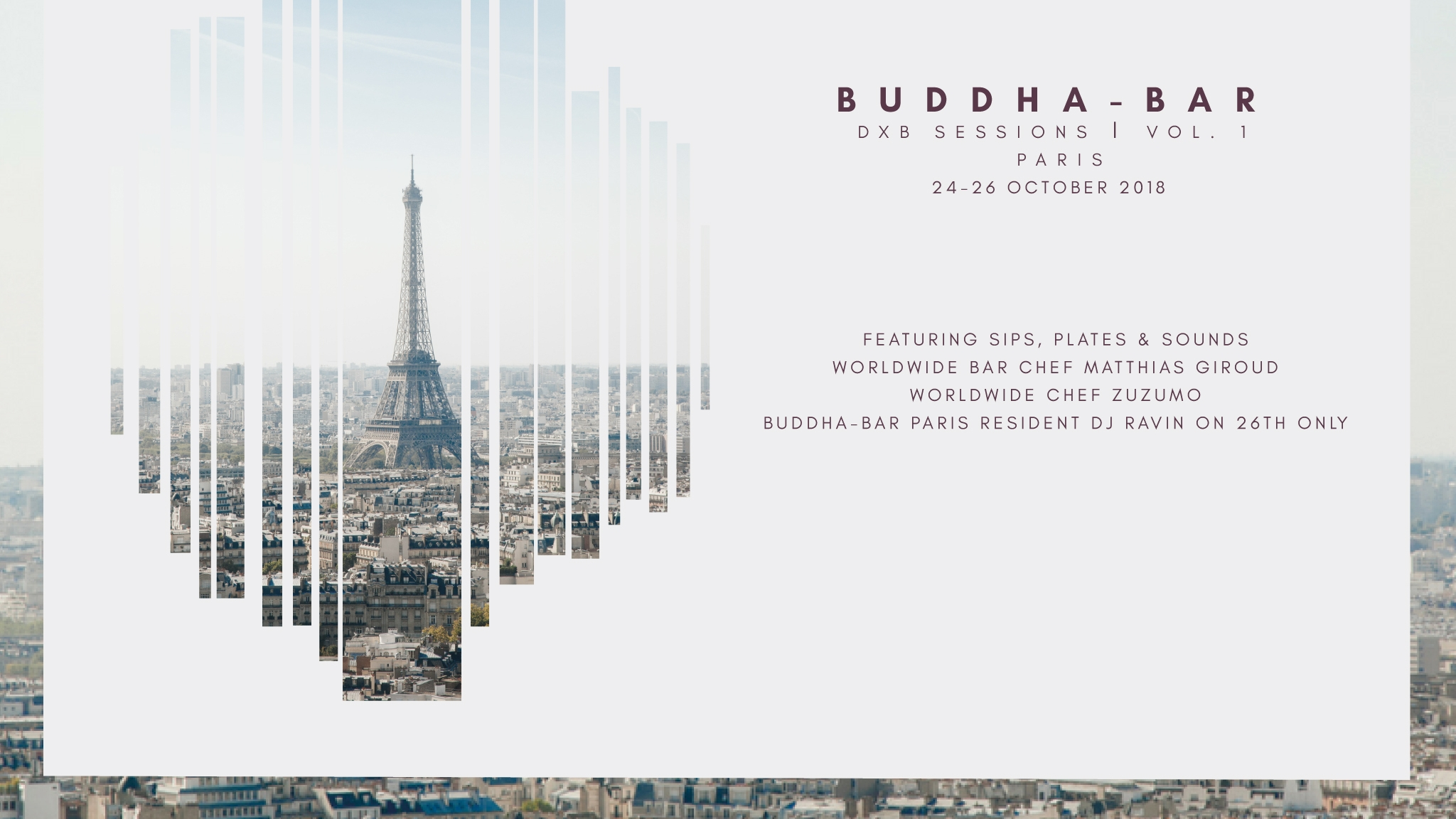 Buddha-Bar DXB Sessions Vol. 1